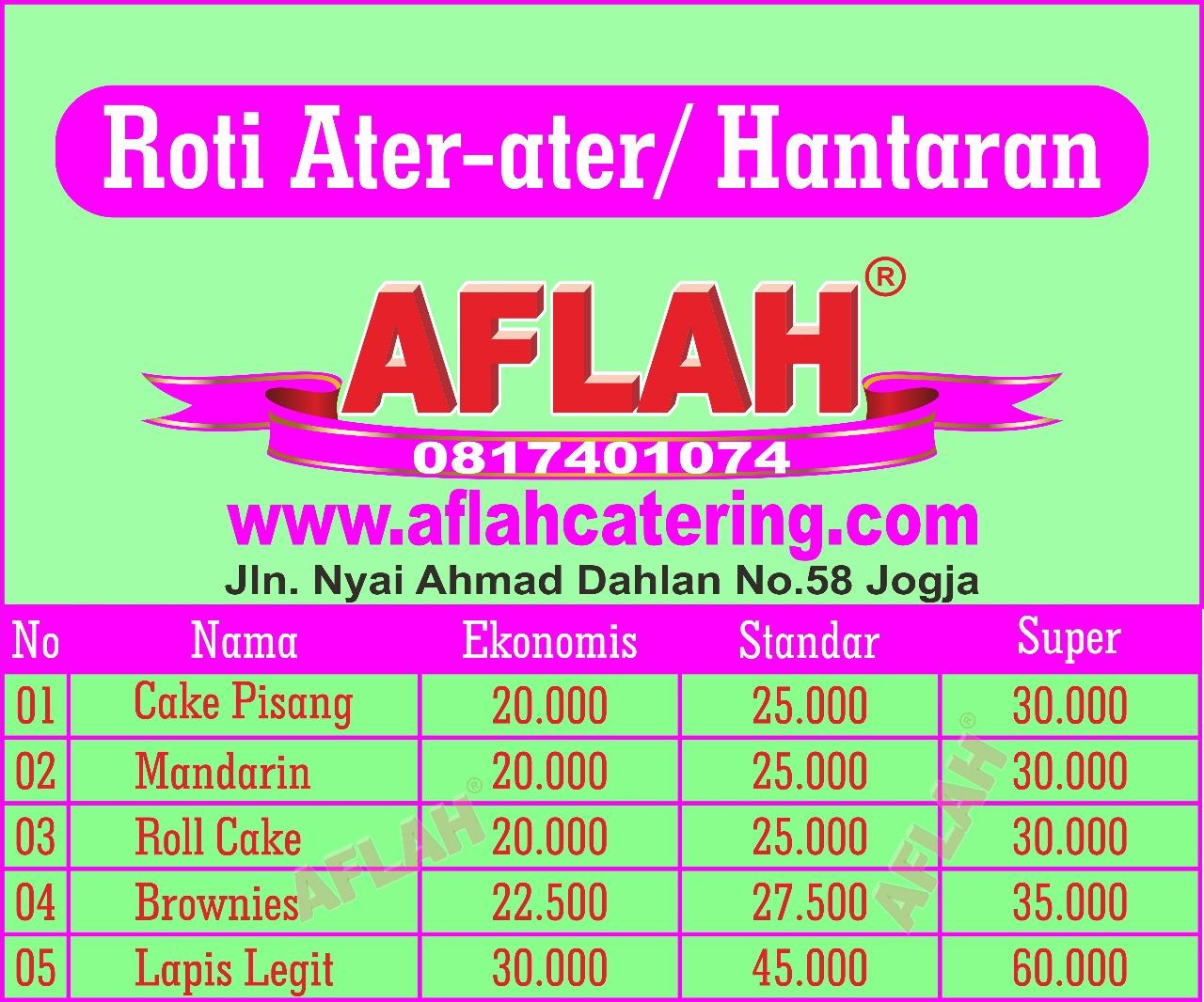 paket aqiqah purworejo murah