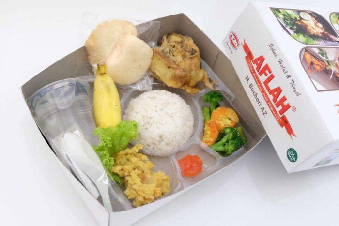 gambar nasi box harga