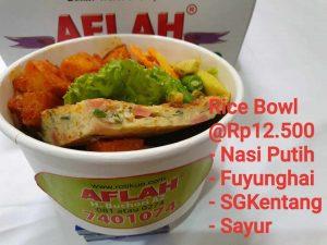 gambar rice bowl harga 12.500