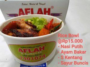 gambar rice bowl harga 15 ribu