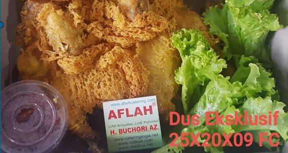 ayam goreng utuh bantul murah halal higienis
